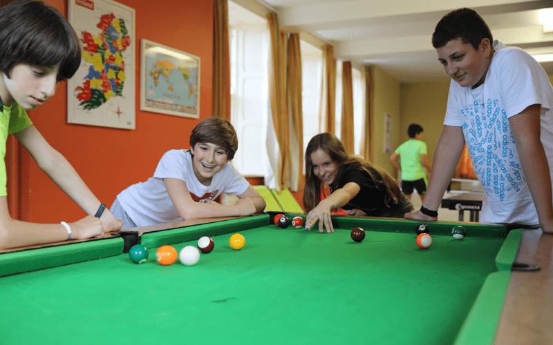 Junior Summer Programme, Blackrock College Dublin Ireland