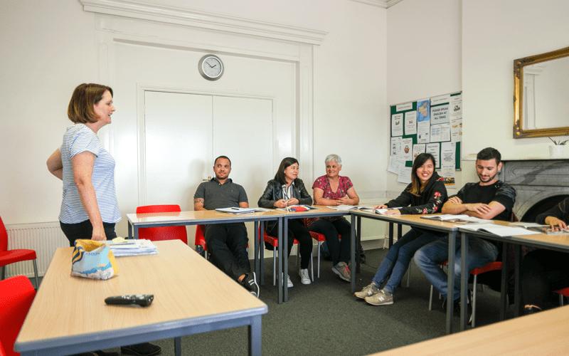 Work with Us ATC Language Schools